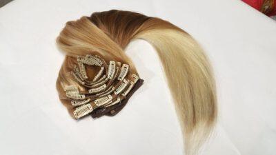 www.hairprincess.de Clipin Extenstions
