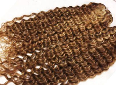 www.hairprincess.de Tressen gewellt